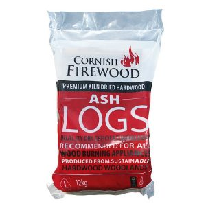 Hardwood Poly Bag of Ash